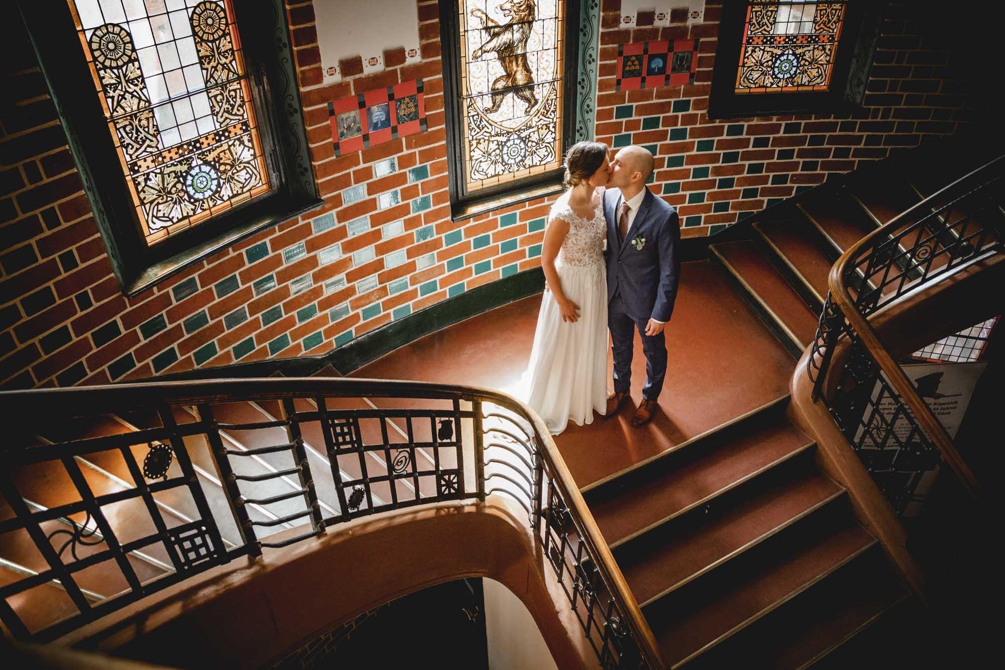 Standesamt Köpenick Hochzeitsfotograf Berlin Christina und Roy
