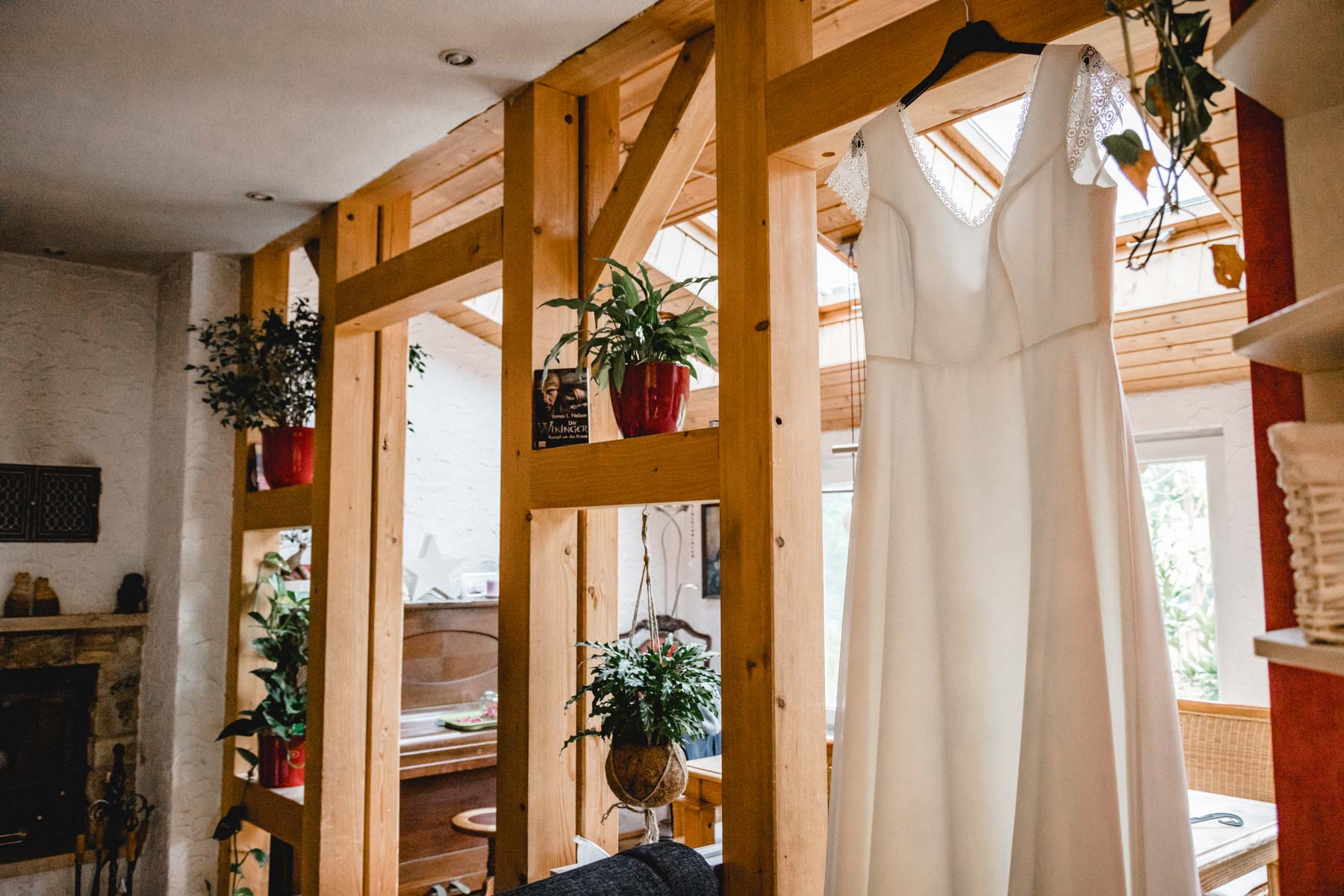 Hochzeitsfotograf Getting Ready Grünheide