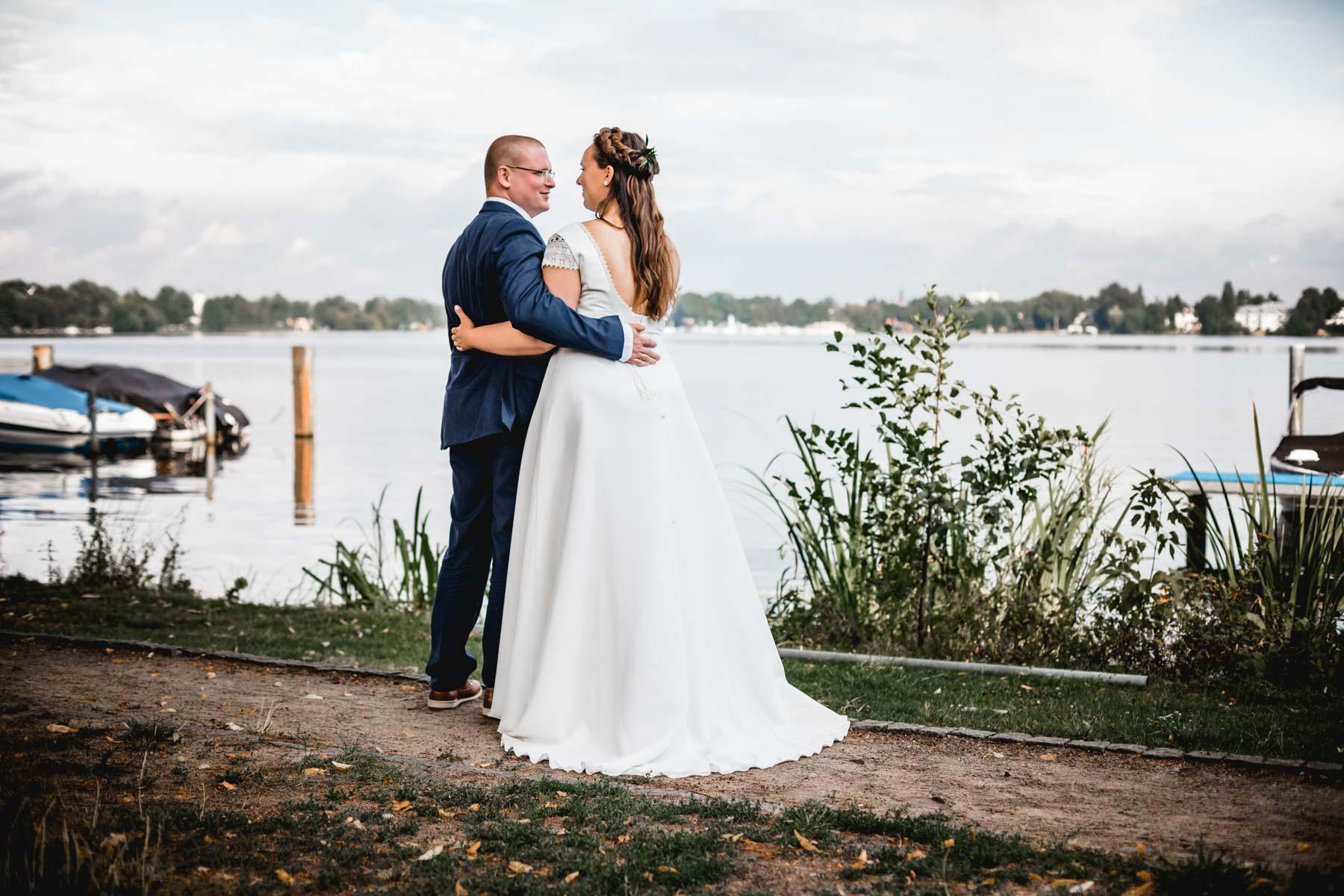 Hochzeitsfotograf Berlin Brandenburg am See
