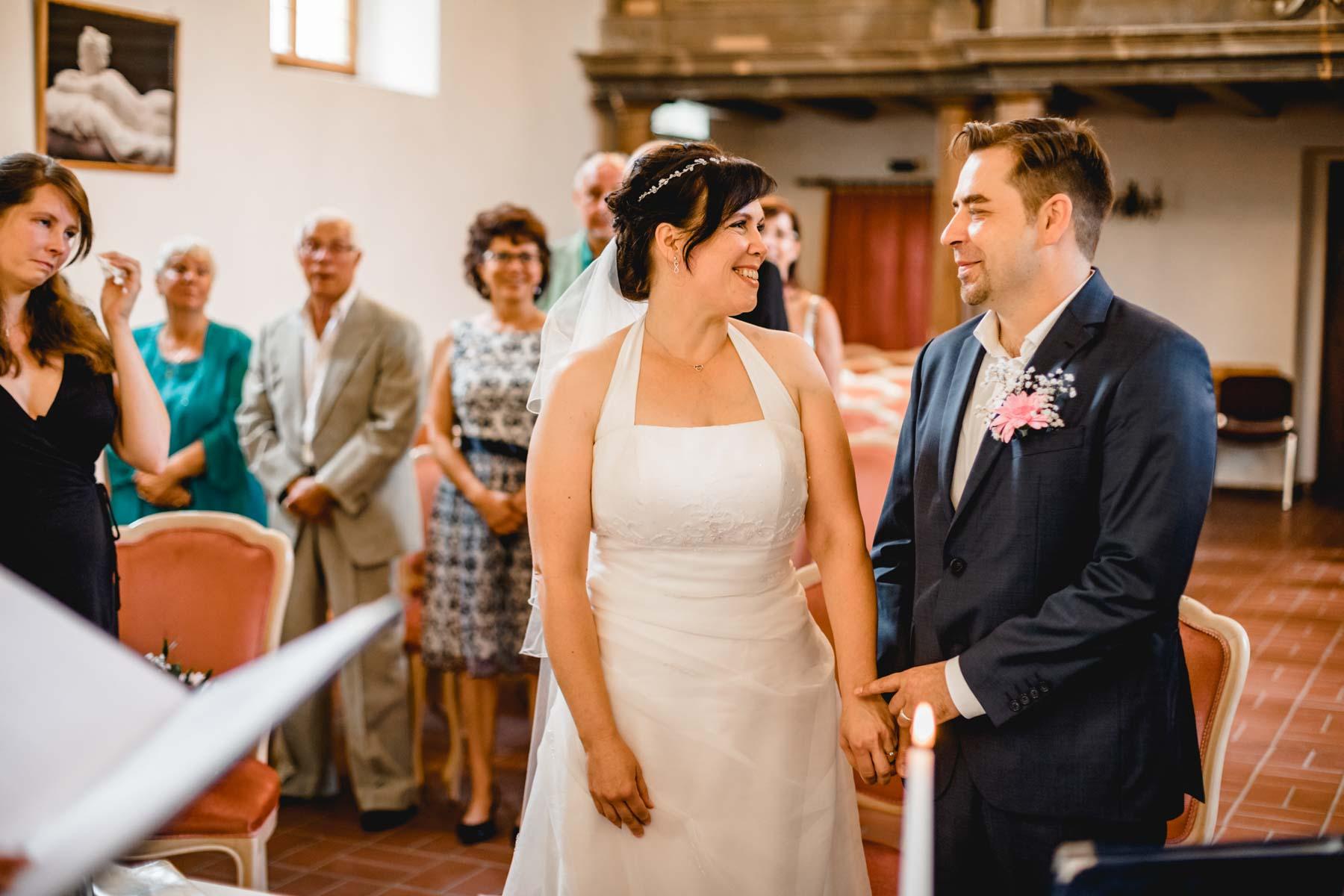 Hochzeitsfotograf Berlin Heiraten in Schöneiche